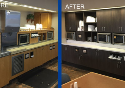 haislar-construction-St-Louis-commercial-break-room-before-after
