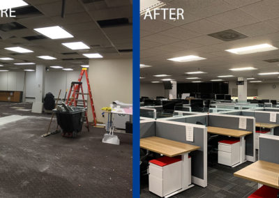 haislar-construction-St-Louis-office-floor-remodel-before-after